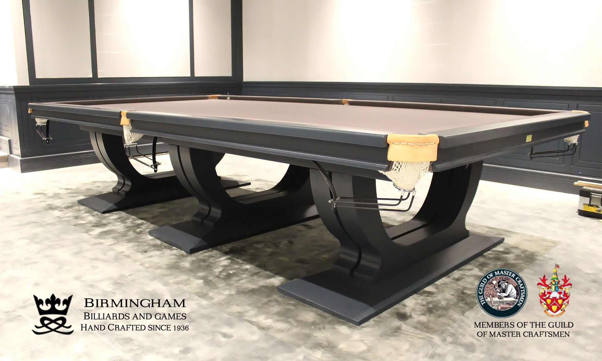 The milano snooker and pool table birmingham billiards for 10 snooker table