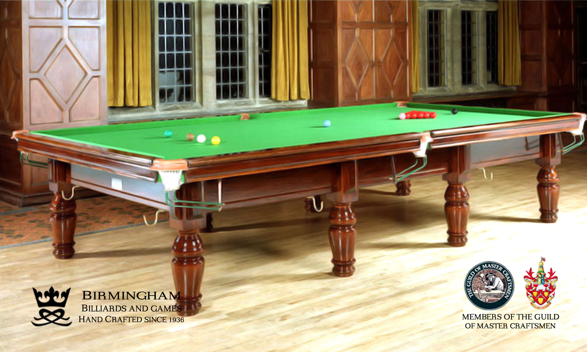 Timeless Classic Dining Tables Birmingham Billiards - Regent pool table